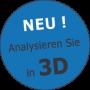 Bewegungen in 3D analysieren!